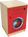 Dětská dřevěná pračka 0L068M