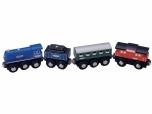 Dětská hračka Osobní vlak 5850210