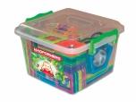 Dětská magnetická stavebnice MAGFORMERS Master 103 dílů v boxu 8560305