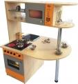 Dětská moderní oboustranná barová kuchyňka 0L360M