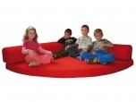 Dětská molitanová podložka žíněnka na hraní Hrací roh