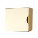 Dětská skříňka Vario s dvířky s bílou tabulí 50x50x40 cm  0L774