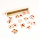 Dětské dřevěné Domino 13ZM4M