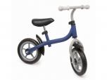 Dětské odrážecí kolo odrážedlo kovové modré 544040