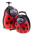 Dětský kufr a batůžek Cuties and Pals - Beruška