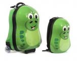 Dětský kufr a batůžek Cuties and Pals - Dinosaurus