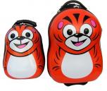 Dětský kufr a batůžek Cuties and Pals - Tygřík