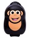 Dětský kufr s kolečky Cuties and Pals Šimpanz