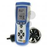Digitální anemometr s IR teploměrem