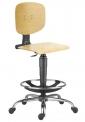 Dílenská židle 1290 L MEK