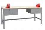 Dílenský stůl 84x100x68 cm