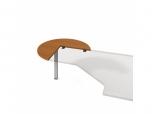 Doplňkový stůl levý Flex FP 21 L pr.100x75,5x(60x60) cm (ŠxVxH)