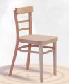 Dřevěná ohýbaná židle 1192