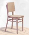 Dřevěná ohýbaná židle Linetta 1194