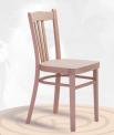 Dřevěná ohýbaná židle Lucena 1195