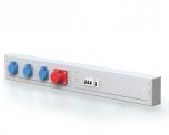 Energokanál EGK 1000 2U K2 modul 100 cm