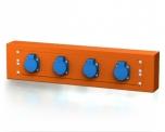 Energokanál EGK 550 2U K1 modul 55 cm