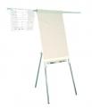 Flipchart (tabule) L povrch emailový 75x100 cm