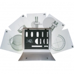 Geometrická optika s třípaprskovým laserem pro žáky