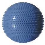 Gymnastický míč Masážní 65 cm - 0167