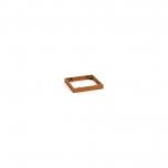 HOBIS Strong Sokl čtverec pod skříně šíře 40 cm S   400  40 × 5 × 36 (ŠxVxH)