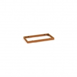 HOBIS Strong Sokl čtverec pod skříně šíře 80 cm  S 800     80x5x36cm (ŠxVxH)