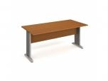 Jednací stůl rovný Cross CJ 1800 180x75,5x80 cm (ŠxVxH)