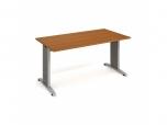 Jednací stůl rovný Flex FJ 1600 160x75,5x80 cm (ŠxVxH)