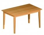 Jídelní stůl celodřevěný 120x80 cm
