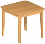 Jídelní stůl celodřevěný 80x80 cm
