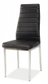Jídelní židle H-261 - ČERNÁ
