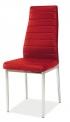 Jídelní židle H-261 - ČERVENÁ