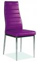 Jídelní židle H-261 - FIALOVÁ