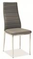 Jídelní židle H-261 - ŠEDÁ