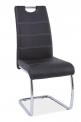 Jídelní židle H-666 - ČERNÁ