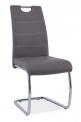 Jídelní židle H-666 - ŠEDÁ