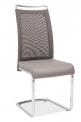Jídelní židle H829 - ŠEDÁ
