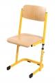 JULIE FLEX výškově stavitelná stohovatelná židle