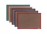 Jutová (textilní nástěnka) tabule BoardOK 90x60 cm - OK060090