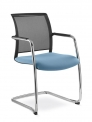 Kancelářská konferenční židle Look 272-KZ-N4 - DÁREK nebo SLEVA a DOPRAVA ZDARMA