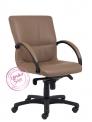 Kancelářské manažerské kožené křeslo (židle) AURELIA M - SLEVA nebo DÁREK