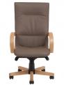 Kancelářské manažerské kožené křeslo (židle) AURELIA PD - SLEVA nebo DÁREK