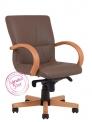 Kancelářské manažerské kožené křeslo (židle) AURELIA MD - SLEVA nebo DÁREK