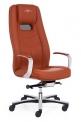 Kancelářské manažerské kožené křeslo (židle) Glory PCR - SLEVA nebo DÁREK