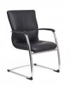 Kancelářské manažerské kožené křeslo (židle) AURELIA VCR - SLEVA nebo DÁREK
