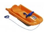 KHW Snow Flyer sportovní bob oranžový
