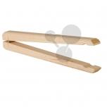 Kleště na baňky a zkumavky, dřevěné