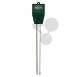 Kombinovaný pH metr/vlhkoměr/luxmetr