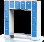 Kompaktní šatnová sestava Office KYK 5 4B5 5