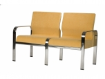 Dvoumístné křeslo (sofa) Morfeo 102 čalouněné - SLEVA nebo DÁREK